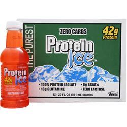 ANSI Protein Ice Ready to Drink (20 fl. oz.) Watermelon 12 bttls