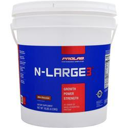 PROLAB NUTRITION N-Large 3 Milk Chocolate 10 lbs