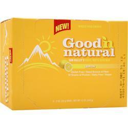 GOOD 'N NATURAL Sun Valley's Fruit, Nut & Seed Bar Lemon 6 bars