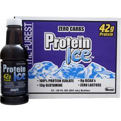ANSI Protein Ice Ready to Drink (20 fl. oz.) Grape 12 bttls