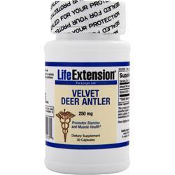 Life Extension Velvet Deer Antler (250mg) 30 caps