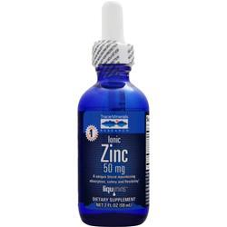 TRACE MINERALS RESEARCH Ionic Zinc (50mg) 2 fl.oz