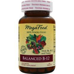 Megafood Balanced B-12 60 tabs