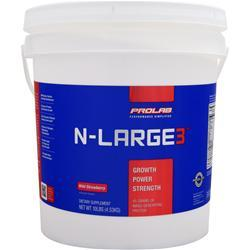 ProLab Nutrition N-Large 3 Wild Strawberry 10 lbs
