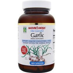 NATURE'S HERBS Garlic - Odorless 100 caps