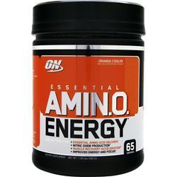 OPTIMUM NUTRITION Essential AMIN.O. Energy Orange Cooler 1.29 lbs
