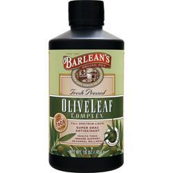 Barlean's Olive Leaf Complex Full Spectrum Liquid Natural Flavor 16 fl.oz