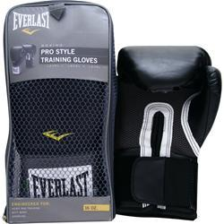 EVERLAST Advanced Training Glove Black (16oz) 2 glove