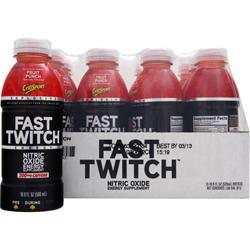 CYTOSPORT Fast Twitch RTD Fruit Punch 12 bttls