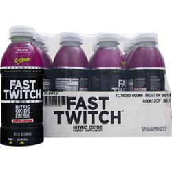 Cytosport Fast Twitch RTD Grape 12 bttls