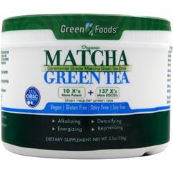 GREEN FOODS Matcha Green Tea 5.5 oz