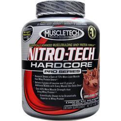 Muscletech Nitro-Tech Hardcore Pro Series Strawberry Milkshake 4 lbs
