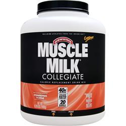 Cytosport Muscle Milk Collegiate Strawberry Milkshake 5.29 lbs