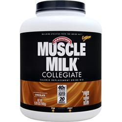 Cytosport Muscle Milk Collegiate Chocolate 5.29 lbs