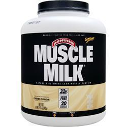Cytosport Muscle Milk Cookies 'N Cream 4.94 lbs