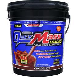 ALLMAX NUTRITION QuickMass Loaded Chocolate 10 lbs