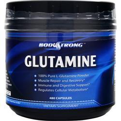 BodyStrong Glutamine (1000mg) 480 caps