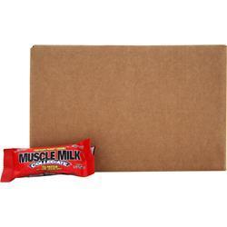 Cytosport Muscle Milk Collegiate Bar Chocolate Peanut Caramel 50 bars