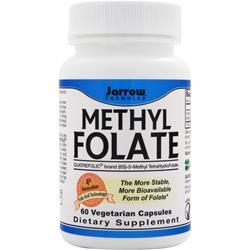JARROW Methyl Folate 60 vcaps