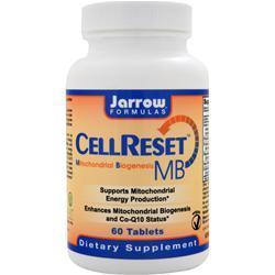 Jarrow Cellreset MB 60 tabs