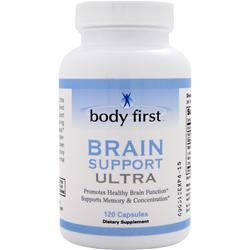 BODY FIRST Brain Support ULTRA 120 caps