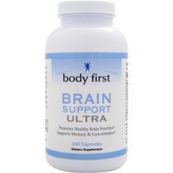 Body First Brain Support ULTRA 240 caps