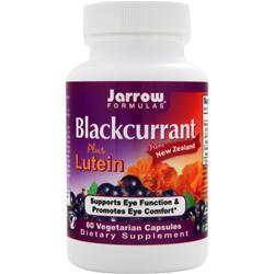 JARROW Blackcurrant plus Lutein 60 vcaps