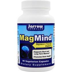 JARROW MagMind - Magnesium L-Threonate 90 vcaps