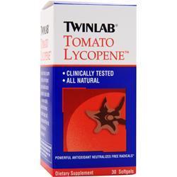 TWINLAB Tomato Lycopene (10mg) 30 sgels