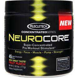 MUSCLETECH Neurocore Fruit Punch .38 lbs
