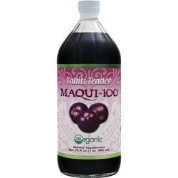 Tahiti Trader Maqui-100 - Organic 32 fl.oz