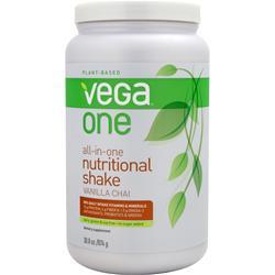 VEGA Vega One - All in One Nutritional Shake Vanilla Chai 874 grams