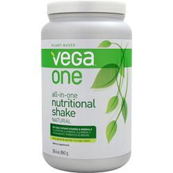 VEGA Vega One - All in One Nutritional Shake Natural 862 grams