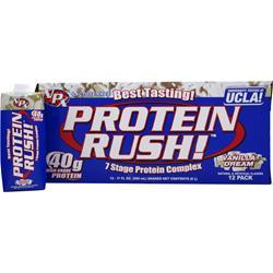 VPX SPORTS Protein Rush RTD Vanilla Dream 12 cans