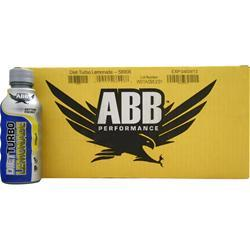 American Bodybuilding Diet Turbo Punch RTD Lemonade 24 bttls