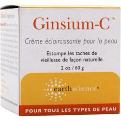 EARTH SCIENCE Ginsium-C 2 oz