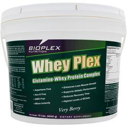 BIOPLEX NUTRITION Whey Plex Very Berry 10 lbs