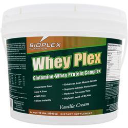BIOPLEX NUTRITION Whey Plex Vanilla Creme 10 lbs