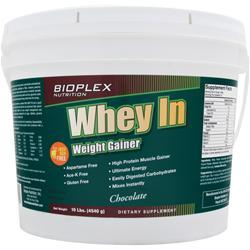 BIOPLEX NUTRITION Whey In Chocolate Mousse 10 lbs