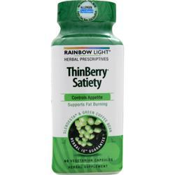 RAINBOW LIGHT ThinBerry Satiety 60 vcaps