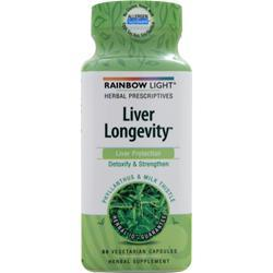RAINBOW LIGHT Liver Longevity 60 vcaps