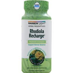 Rainbow Light Rhodiola Recharge 60 vcaps