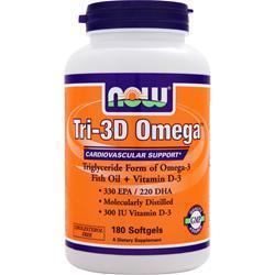 NOW Tri-3D Omega 180 sgels