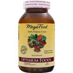 Megafood Optimum Foods 180 tabs