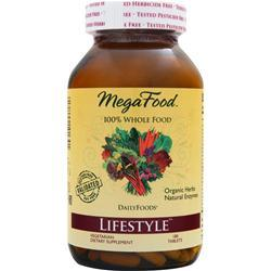 Megafood Lifestyle 180 tabs