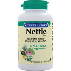 NATURE'S ANSWER Nettle Leaf 90 vcaps