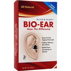 NATURE'S ANSWER Bio-Ear .5 oz