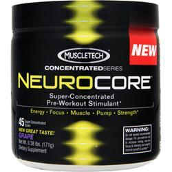 MUSCLETECH Neurocore Grape .38 lbs