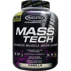 MUSCLETECH Mass Tech - Performance Series Vanilla 7 lbs