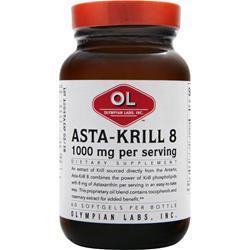 Olympian Labs Asta-Krill 8 60 sgels